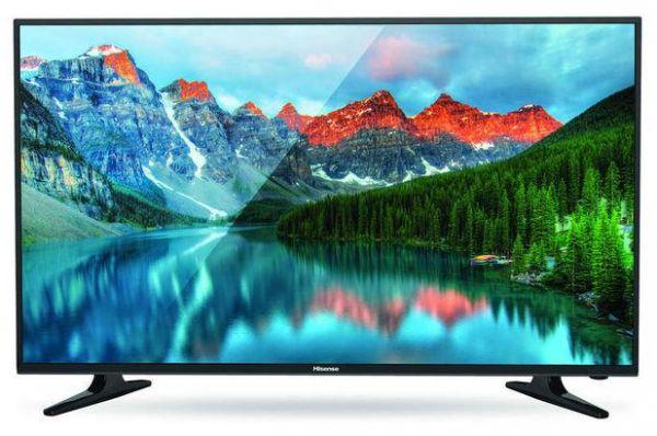 how to set tv to full screen hisense