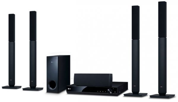 Lg 51 Home Theatre System