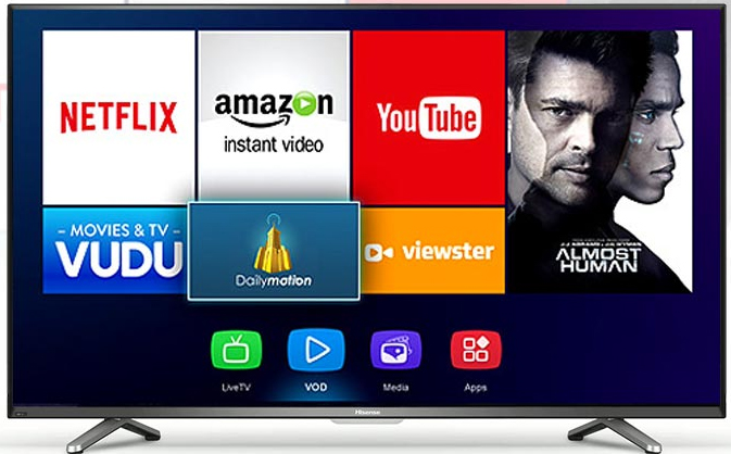 Hisense 32 Inch Smart LED TV