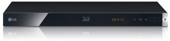 LG BP425 Smart DVD Blu-ray Player